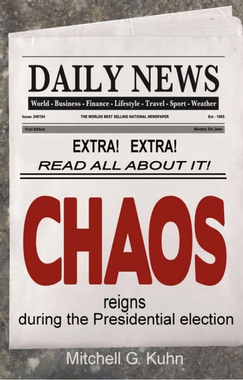 Chaos ebook by Mitchell Kuhn