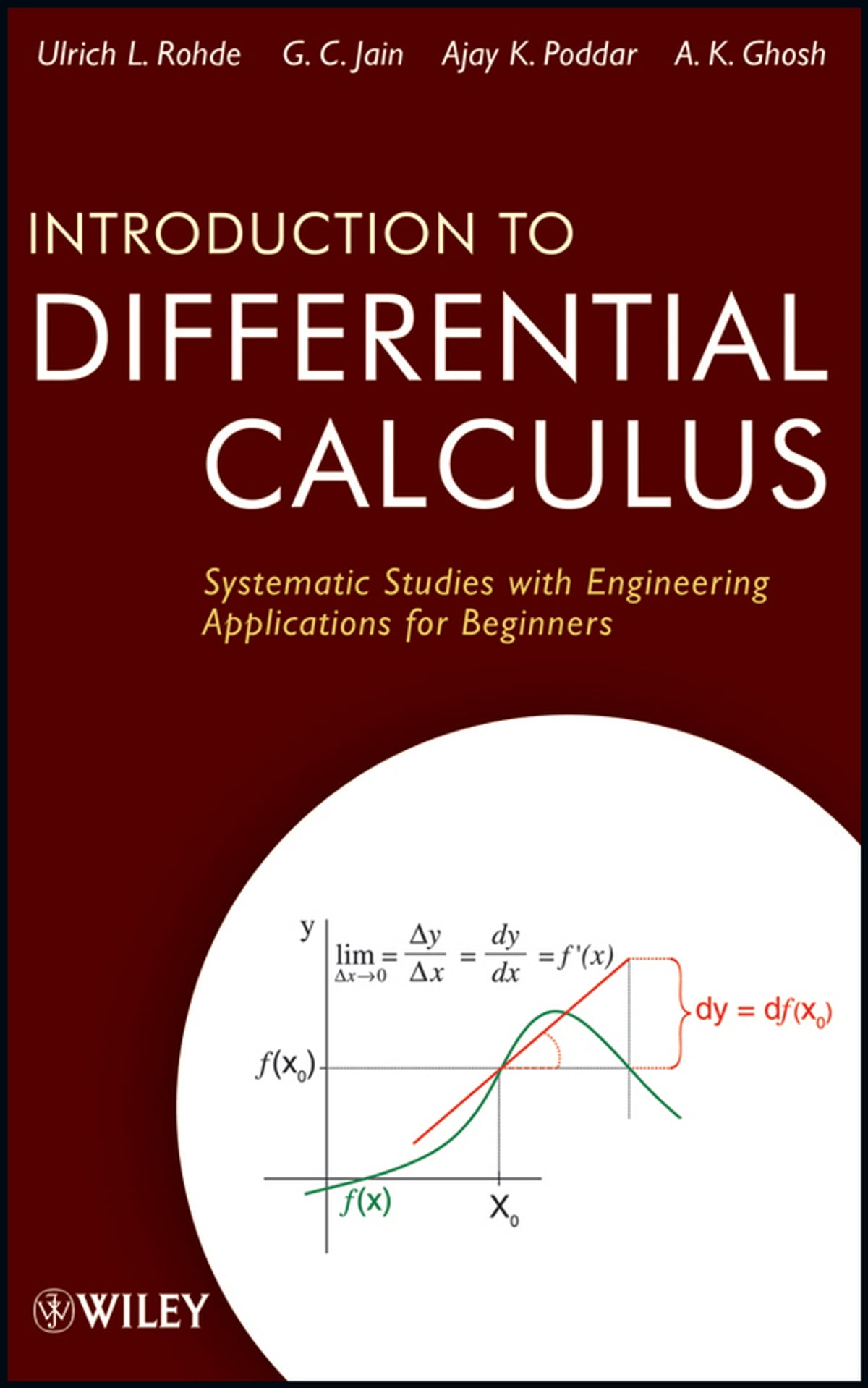 Introduction to Differential Calculus eBook by Ulrich L. Rohde -  9781118130148 | Rakuten Kobo