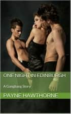 One Night in Edinburgh (A Gangbang Story) ebook by Payne Hawthorne