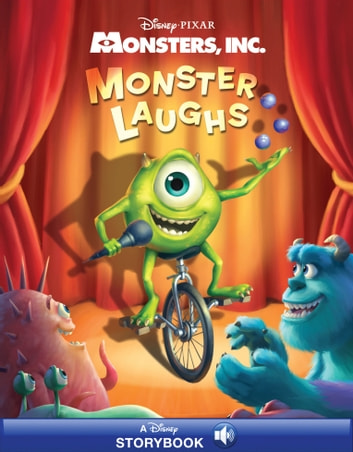 Monsters, Inc.: Monster Laughs - A Disney Read-Along ebook by Disney Book Group