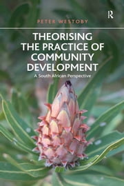 Theorising the Practice of Community Development - A South African Perspective ebook by Peter Westoby