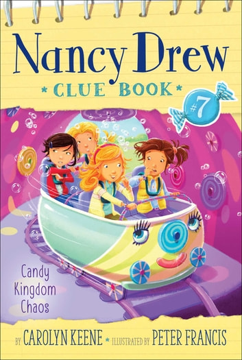 Candy Kingdom Chaos ebook by Carolyn Keene