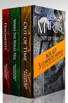 Out of Time Series Box Set ebook by Monique Martin