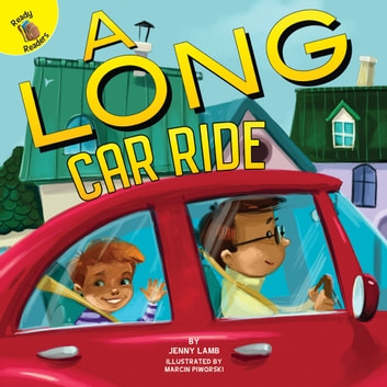 A Long Car Ride ebook by Jenny Lamb