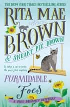 Furmidable Foes - A Mrs. Murphy Mystery ebook by Rita Mae Brown