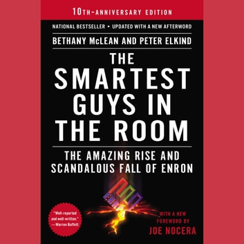 The Smartest Guys in the Room Audiobook by Bethany McLean ...