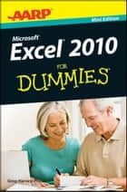 AARP Excel 2010 For Dummies ebook by Greg Harvey