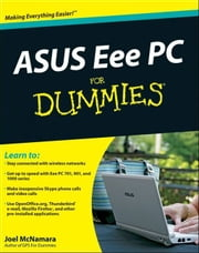 ASUS Eee PC For Dummies ebook by Joel McNamara