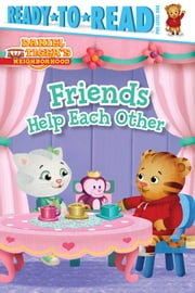 Friends Help Each Other - with audio recording ebook by Farrah McDoogle,Jason Fruchter