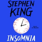 Insomnia audiobook by Stephen King
