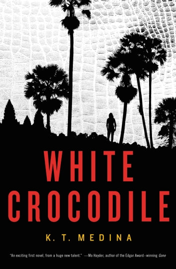 White Crocodile ebook by K.T. Medina