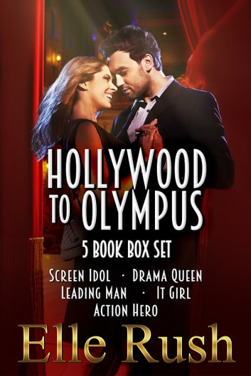 Hollywood to Olympus 5 Book Box Set ebook by Elle Rush