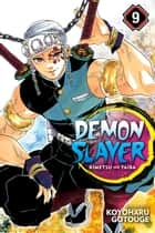 Demon Slayer: Kimetsu no Yaiba, Vol. 9 - Operation: Entertainment District ebook by Koyoharu Gotouge