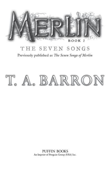 The Seven Songs - Book 2 ebook by T. A. Barron