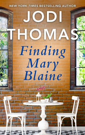 Finding Mary Blaine 電子書 by Jodi Thomas