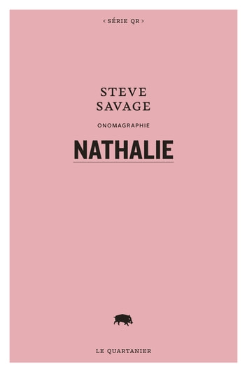 Nathalie ebook by Steve Savage