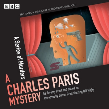 A Series Of Murders - A Charles Paris Mystery audiobook by Simon Brett
