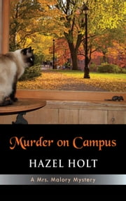 Murder on Campus ebook by Hazel Holt