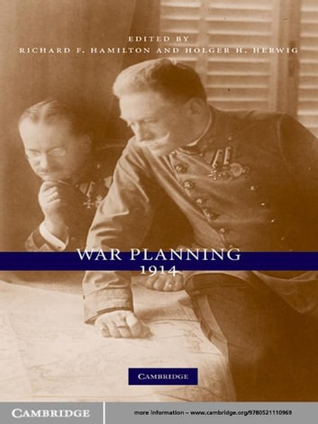 War Planning 1914 ebook by