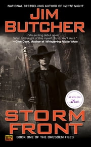 Storm Front - Book one of The Dresden Files ebook by Jim Butcher