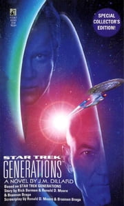 Star Trek Generations ebook by J.M. Dillard