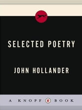 Selected Poetry ebook by John Hollander