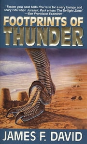 Footprints of Thunder ebook by James F. David
