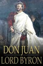 Don Juan ebook by Lord Byron