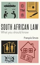 South African Law ebook by François Smuts