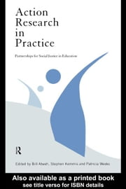 Action Research in Practice ebook by Atweh, Bill