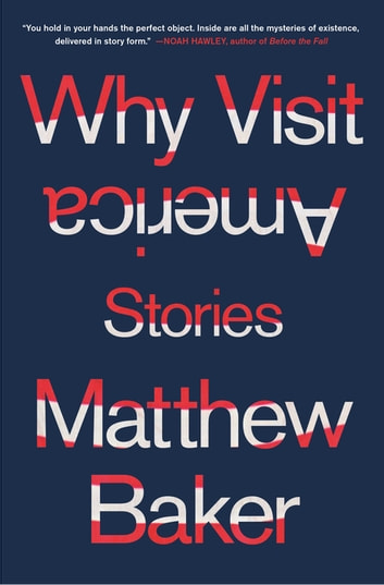 Why Visit America - Stories ebook by Matthew Baker