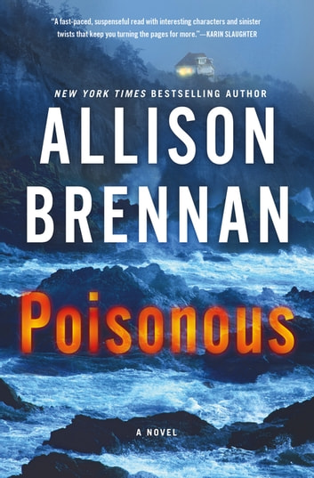 Poisonous - A Novel ebook by Allison Brennan