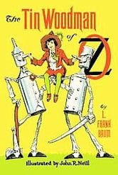 The Tin Woodman of Oz - The Oz Books #12 ebook by Lyman Frank Baum