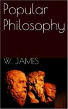 Popular Philosophy 電子書 by William James