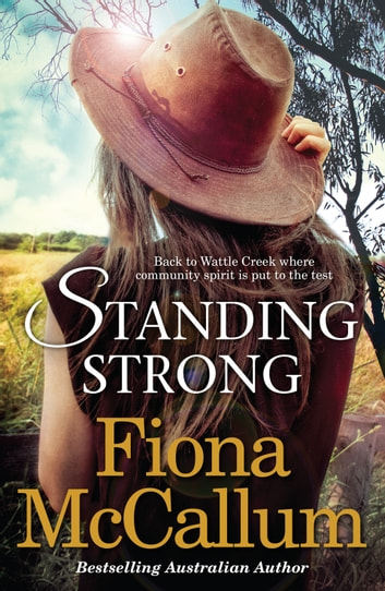 Standing Strong ebook by Fiona McCallum