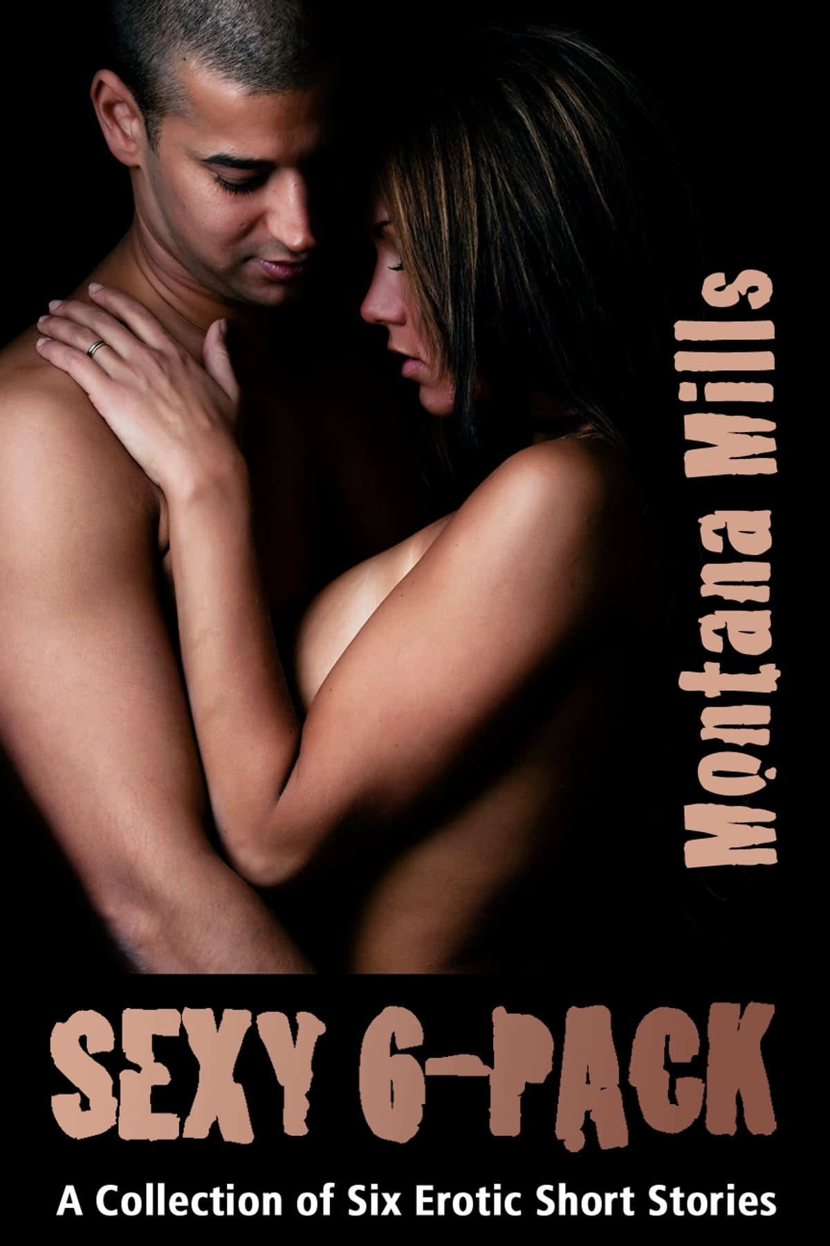 Sexy 6-Pack A Collection Of Six Erotic Short Stories -8467