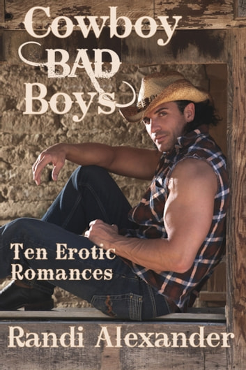 Cowboy Bad Boys ebook by Randi Alexander