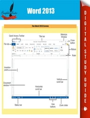 Word 2013 ebook by Pamphlet Master