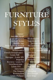 Furniture Styles ebook by Kobo.Web.Store.Products.Fields.ContributorFieldViewModel