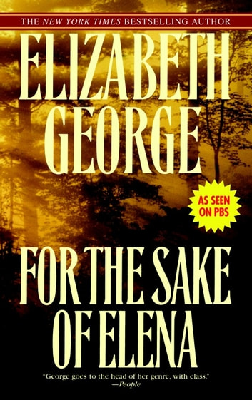 For the Sake of Elena ebook by Elizabeth George