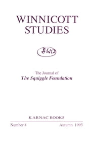 Winnicott Studies. No 8 ebook by Laurence Spurling,Squiggle Foundation,By (author) Squiggle Foundation