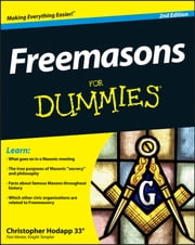 Freemasons For Dummies ebook by Christopher Hodapp