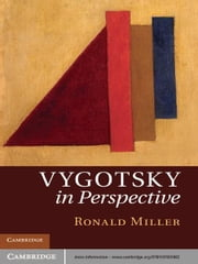 Vygotsky in Perspective ebook by Ronald Miller