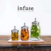 Infuse - Oil, Spirit, Water ebook by Eric Prum,Josh Williams