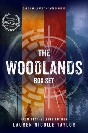 The Woodlands Series Boxed Set ebook by Lauren Nicolle Taylor
