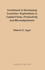 Investment in Developing Countries: Explorations in Capital Flows, Productivity and Microadjustment ebook by Isgut, Alberto