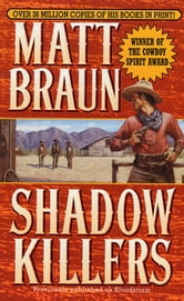 Shadow Killers ebook by Matt Braun