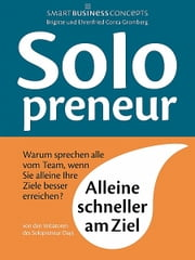 Solopreneur ebook by Ehrenfried Conta Gromberg