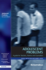 Adolescent Problems ebook by Doula Nicolson,Harry Ayers