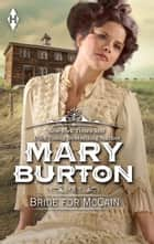 A Bride for McCain ebook by Mary Burton